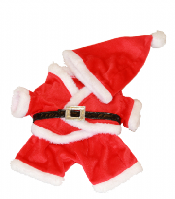 Santa Claus Outfit - 8""